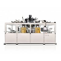 5L-30L High Speed Blow Molding Machine(Double Station)