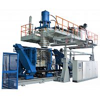 IBC Tank Blow Molding Machine